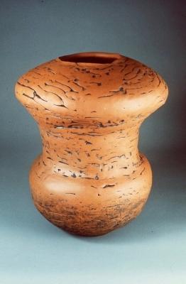 Waisted Jar